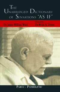 The Unabridged Dictionary Of The Sensations -As If