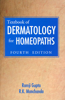 Textbook Of Dermatology For Homeopaths