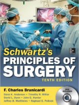 Schwartz's Principles Of Surgery 2015