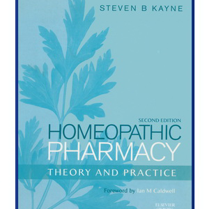 Homoeopathic Pharmacy – Theory & Practice