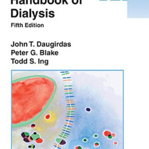 Handbook Of Dialysis- 5th Edition 2014