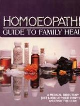 Homeopathic Guide To Family Health