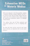 Exhustive MCQs On Materia Medica–
