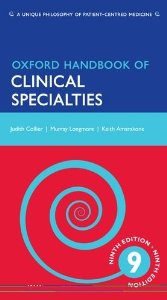 Oxford Handbook Of Clinical Specialist
