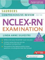 Saunders Comprehensive Review For The NCLEX-RN Exam