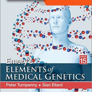 Emery Elements Of Medical Genetics 2017