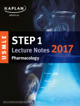 (رنگی) USMLE Step 1 Lecture Notes 2017: Pharmacology