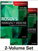 Rosen's Emergency Medicine 2018 – 3 Vol Set