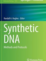 Synthetic DNA: Methods And Protocols