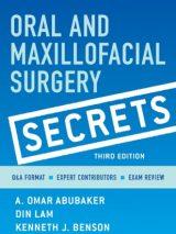 Oral And Maxillofacial Surgical Secrets