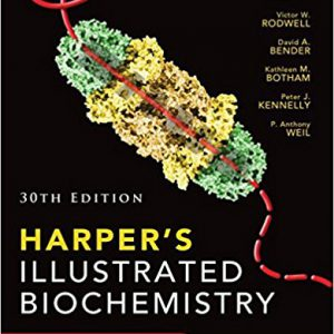 Harper's Illustrated Biochemistry 2015