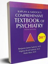 Kaplan And Sadock's Comprehensive Textbook Of Psychiatry 2017