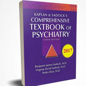 Kaplan And Sadock's Comprehensive Textbook Of Psychiatry 2017
