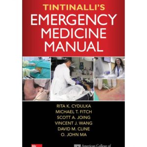 Tintinalli's Emergency Medicine Manual 2018 – تینتینالی