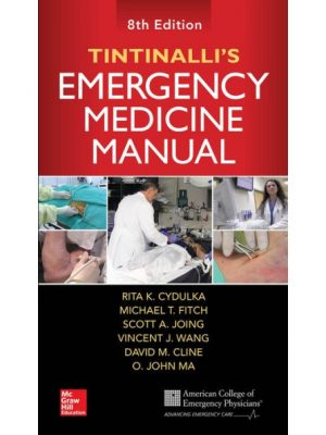 Tintinalli's Emergency Medicine Manual 2018