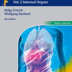 Color Atlas Of Human Anatomy 2015  – Internal Organ Vol.2
