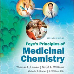 Foye's Principles Of Medicinal Chemistry 2013