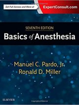 Basics Of Anesthesia 2017