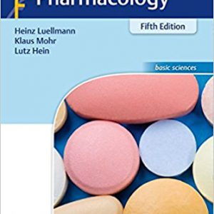 Color Atlas Of Pharmacology 2017