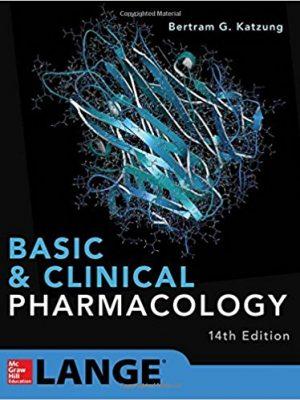 Basic & Clinical Pharmacology 2018-Katzung