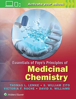 Essentials Of FOYE'S  Principles Of Medicinal Chemistry  2017