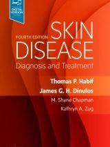 Skin Disease – Diagnosis And Treatment- Habif -2018