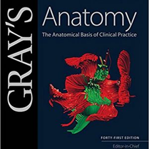 Gray's Anatomy: The Anatomical Basis Of Clinical Practice 2016