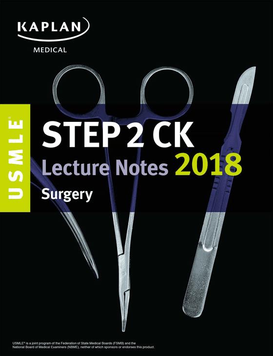 kaplan usmle step 2 ck lecture notes pdf
