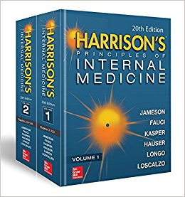 Harrison's Principles Of Internal Medicine  20TH – 2019
