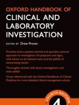 Oxford Handbook Of Clinical And Laboratory Investigation – 2018