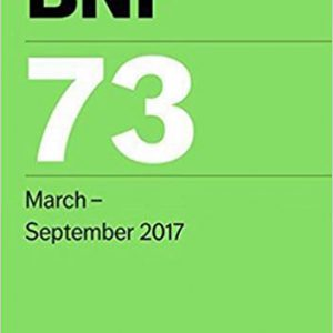 BNF 73 (British National Formulary) March 2017