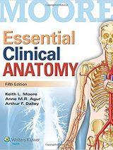 Moore Essential Clinical Anatomy ضروریات آناتومی بالینی مور