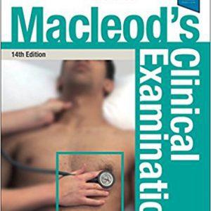 Macleod's Clinical Examination 2018