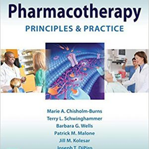 Pharmacotherapy Principles And Practice 2016