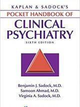 Kaplan & Sadock's Pocket Handbook Of Clinical Psychiatry – 2018