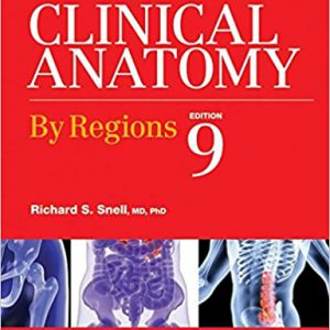 Clinical Anatomy By Regions – Snell 2011