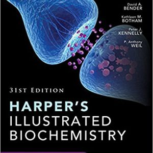 Harper's Illustrated Biochemistry – 2018