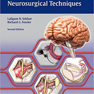 Atlas Of Neurosurgical Techniques : Brain – 2016