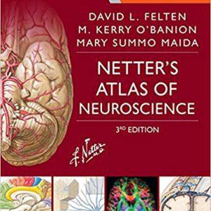 Netter's Atlas Of Neuroscience – 2016