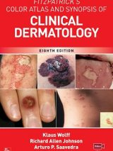 Fitzpatrick Color Atlas And Synopsis Of Clinical Dermatology – 2017