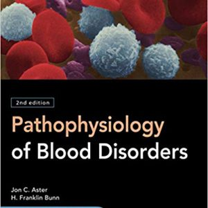 Pathophysiology Of Blood Disorders – 2017