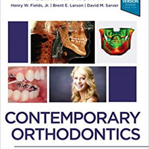 Contemporary Orthodontics – Proffit – 2018