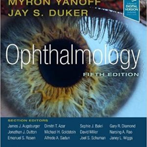 Ophthalmology – Yanoff + Videos 2019