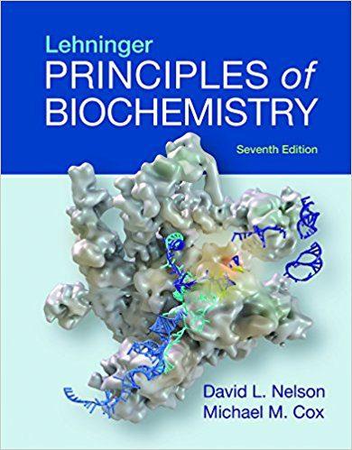 Lehninger biochemistry 2017