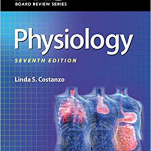 BRS Physiology -Board Review Series