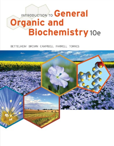 Introduction to general, organic, and biochemistry-bettelheim 2013