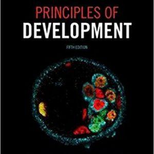 Principles Of Developments – Wolpert – 2015