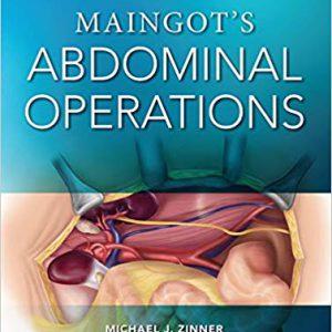 Maingot's Abdominal Operations-  2019