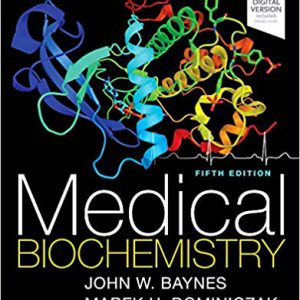 Medical Biochemistry – 5th Edition 2018