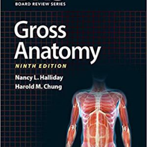 ۲۰۱۹ BRS Gross Anatomy -Board Review Series